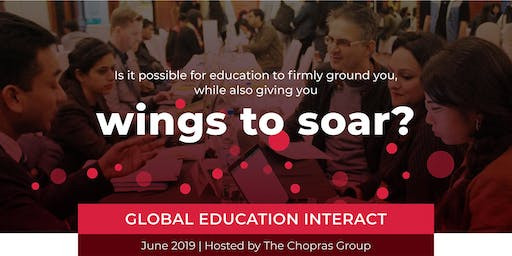 Global Education Interact 2019 in Lucknow - Free Registration
