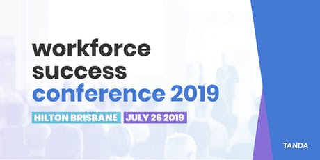 Workforce Success Conference 2019 tickets
