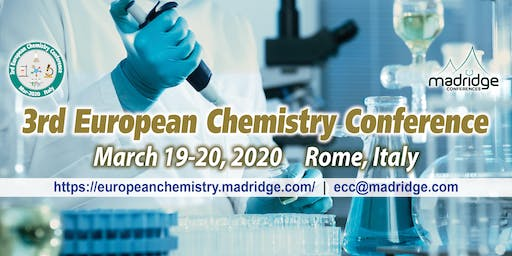 3rd European Chemistry Conference