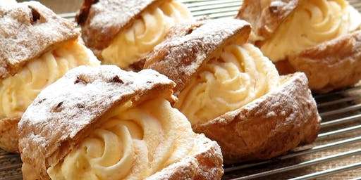 French Pastry Workshop: Éclairs & Cream Puffs by Lecker Lise