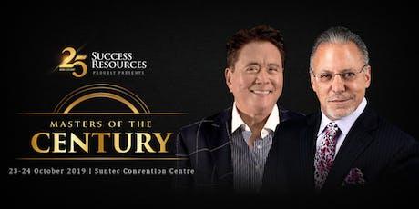 Master of the Century (Robert Kiyosaki & Jay Abrahim) tickets