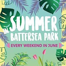 Summer In Battersea Park - June 2019 logo