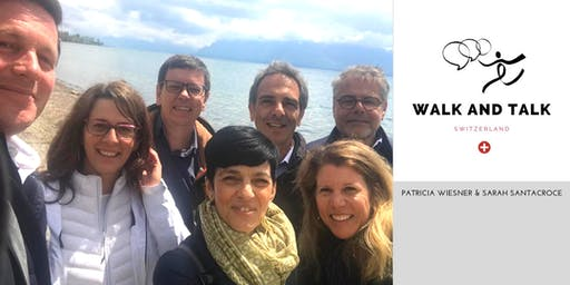 Walk & Talk Lausanne 2019