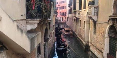 Venecia tour gratuito en español tickets