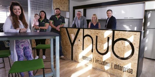 The Meetup for Community, Entrepreneurs and Innovators - Hosted by Y.hub