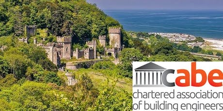 CABE Wales Region CPD: Saving the past for the future - Structural repairs and conservation. tickets