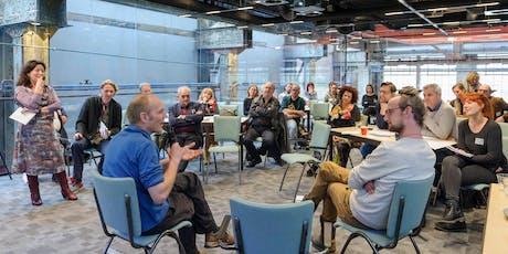 Kunstloc Connects | Pak je financieringskans! tickets