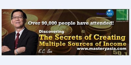 Create Multiple Sources of Income tickets