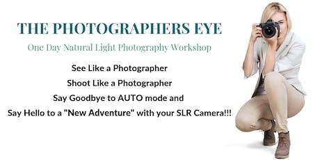 The Photographers Eye tickets