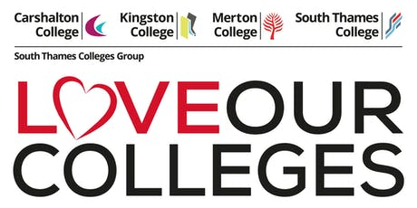 LoveOurColleges invitation tickets
