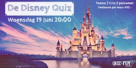 De Disney Quiz Tilburg tickets