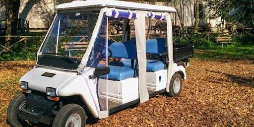 Minicar Tour - Parco Appia Antica