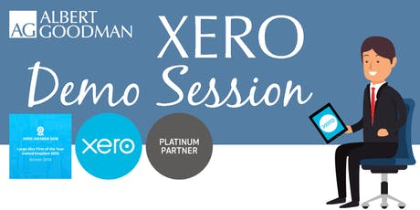 Xero Demo Session  tickets