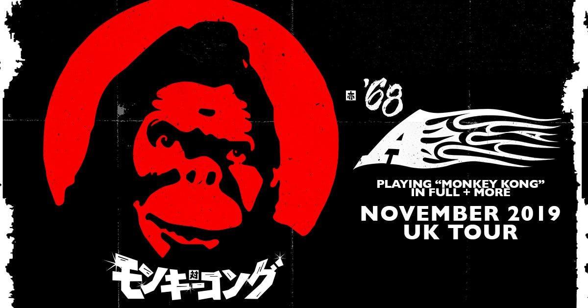 A vs Monkey Kong Tour