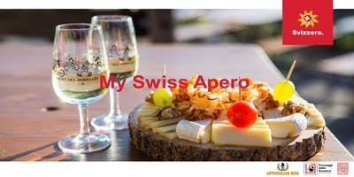 My Swiss Apero @Swiss Summer Lounge