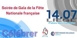 14.07 - Fête Nationale Française - Soirée de Gala -...