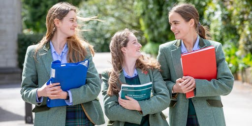 St Mary's Shaftesbury October 2019 Open Morning