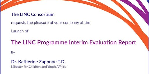 Launch of LINC Programme Interim Evaluation Report