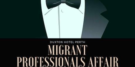 Migrant Professionals Affair tickets