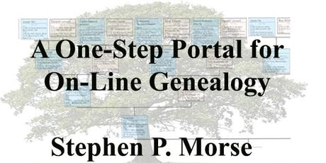 One Step Pages and Case Study with Stephen Morse tickets