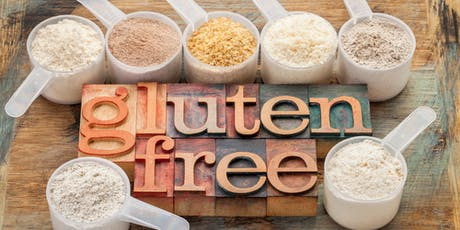 Gluten Free Baking Workshop tickets