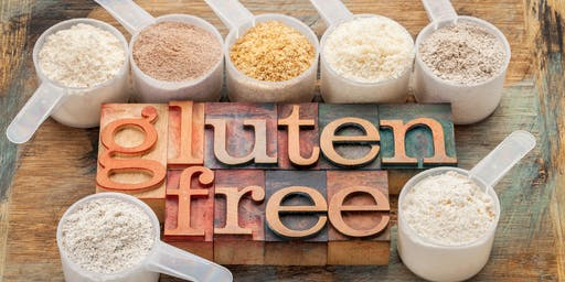 Gluten Free Baking Workshop