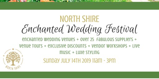 North Shire's Enchanted Wedding Festival