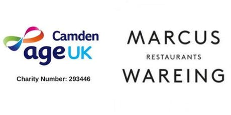 Age UK Camden's pop up restaurant tickets