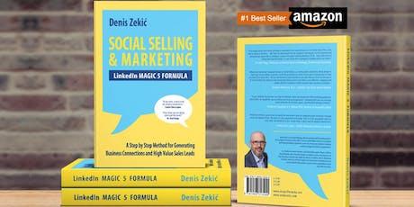 Magic 5 Formula - Advanced LinkedIn and Social Selling Workshop - 27th June tickets