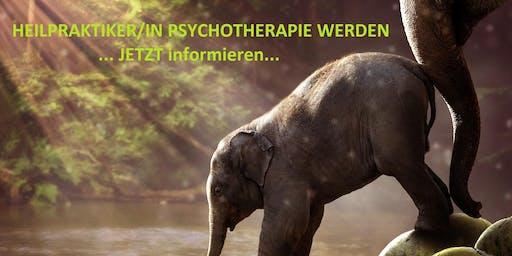 Heilpraktiker Psychotherapie NEUartige, familienfreundliche Ausbildung Berlin