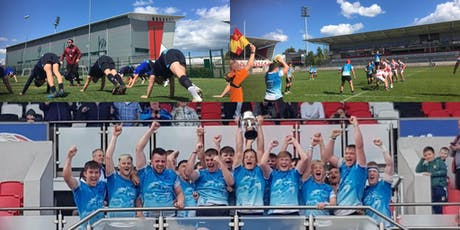 3rd Open Day for Belfast Met Rugby Academy  tickets