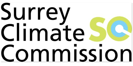 Launch of the Surrey Climate Commission tickets