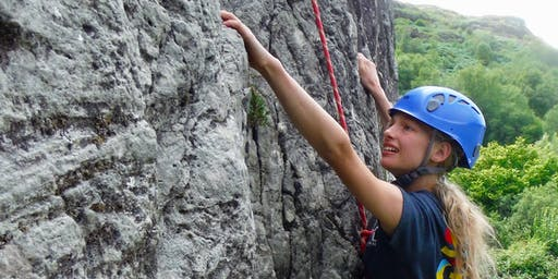 Nuts About Climbing - Kids Rock Climbing Summer Camp