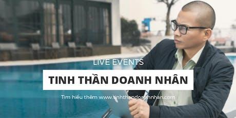 TINH THẦN DOANH NHÂN 18 - Hà Nội tickets