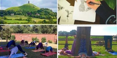 Relax, Unwind & Sketch Yoga Weekend