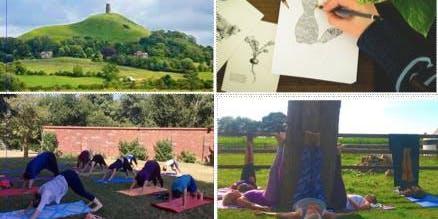Relax, Unwind & Sketch Day