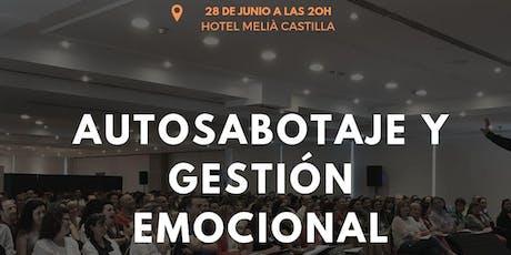 Conferencia gratuita: Gestión emocional con el Método Todo es Posible entradas