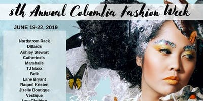 8th Annual Columbia Fashion Week: PRESSED (NIGHT 1 of 4)