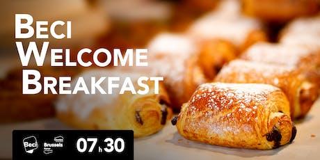 BWB - Beci Welcome Breakfast tickets