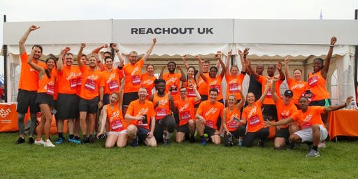 Hackney Half Marathon 2020 - Run4ReachOut