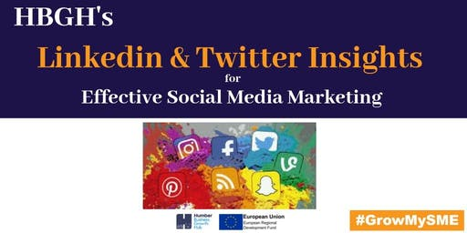 Linkedin & Twitter Insights for Effective Social Media Marketing (Grimsby)