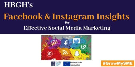 Facebook & Instagram Insights for Effective Social Media Marketing (Grimsby)