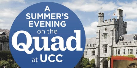 A Summer's Evening on the Quad at UCC tickets