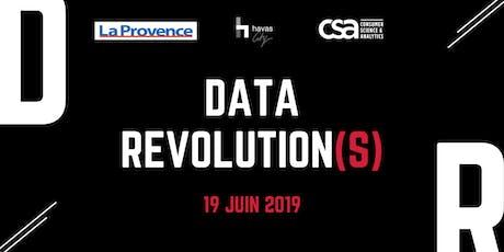 Invitation Data Revolution(s) - Marseille : 87% des marques pourraient ... billets