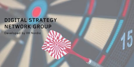Digital Strategy Network Group tickets