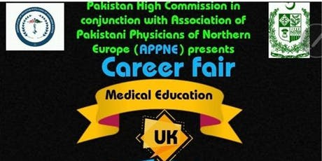 Career Fair- Medical Education in the UK  tickets