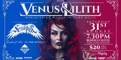 Venus & Lilith: Worshipping Women in Dark Music