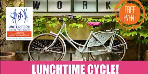 Bike Week - Lunchtime Cycle - Dungarvan 26th June 2019