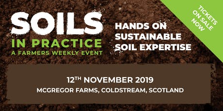 Soils in Practice - North tickets