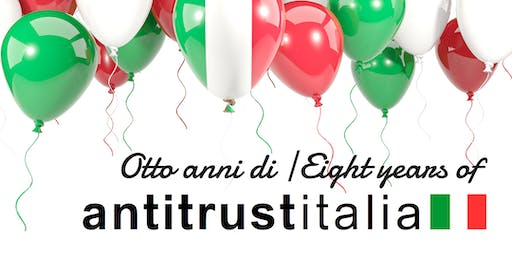 Eight years of Antitrustitalia
